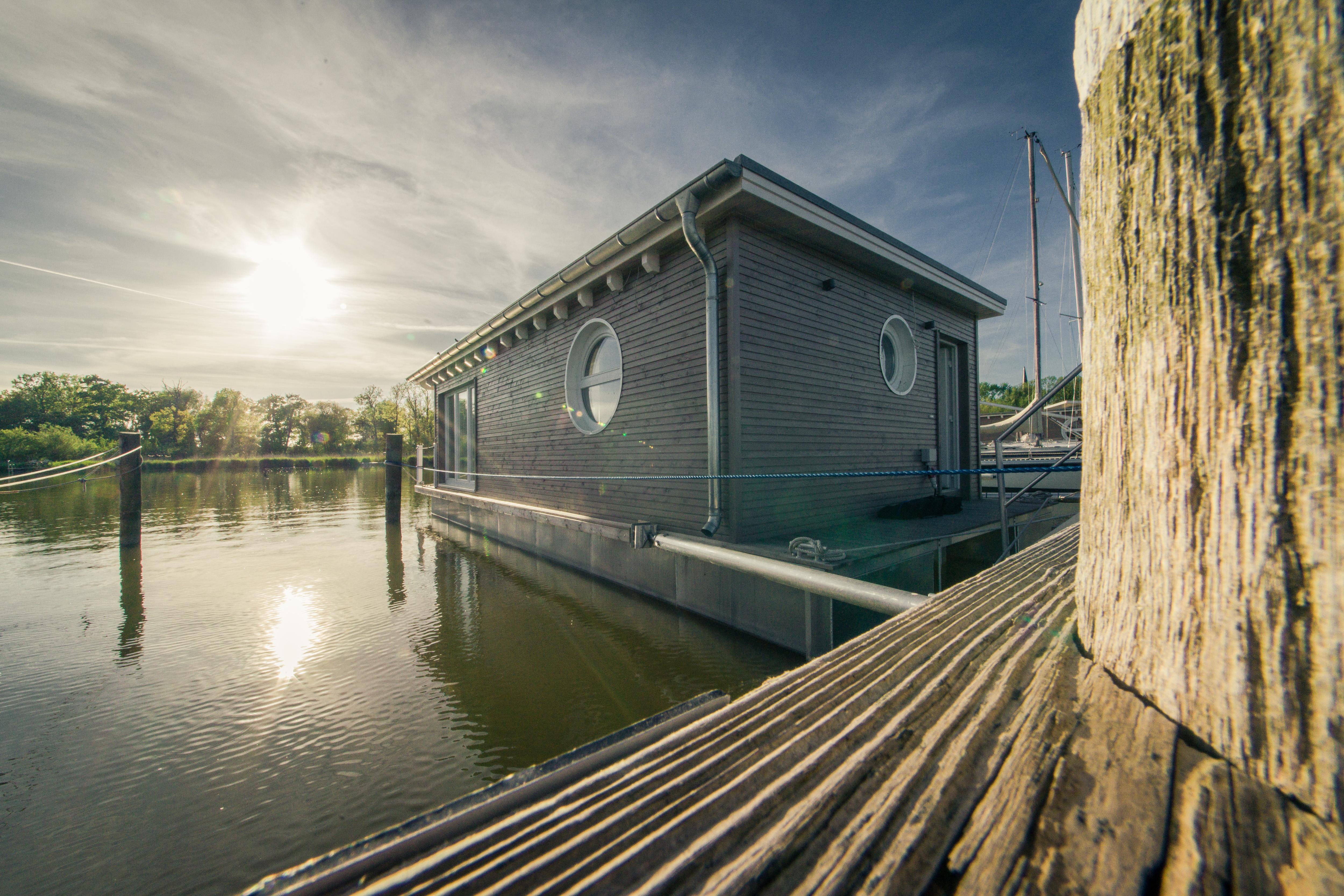 Sauna Suite – Außenaufnahme